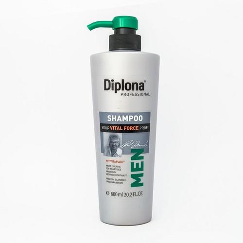 ДИПЛОНА Шампунь энергизирующий для мужчин,600мл.