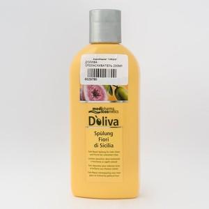 ДОЛИВА Ополаскиватель для волос 200мл (FIORIO DI SICILIA)
