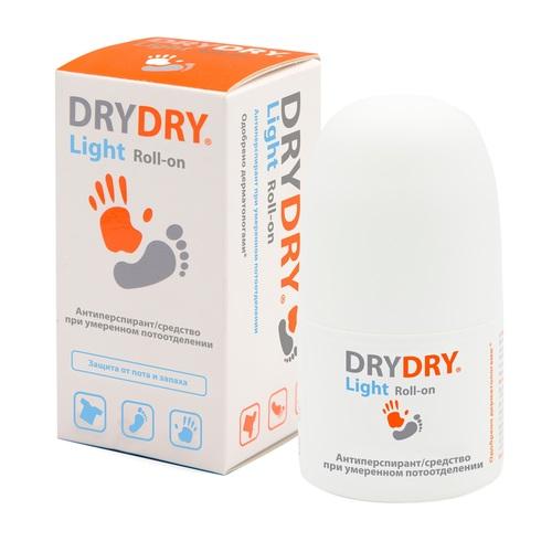 ДРАЙ-ДРАЙ Лайт дезодорант 50мл - фото 1 | Сеть аптек Viridis