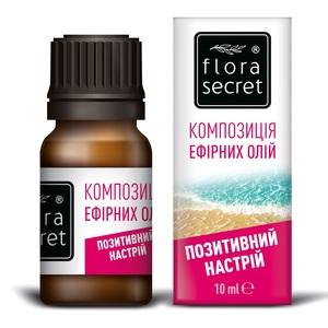 ФЛОРА СИКРЕТ Композиция эфирных масел