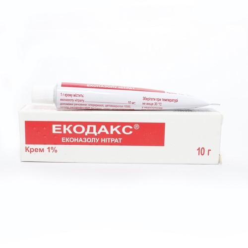 ЭКОДАКС КРЕМ 1% 10Г купить в Славутиче