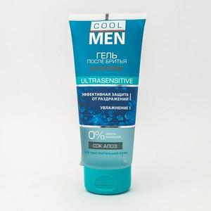 ЭЛЬФА Cool men Гель после бритья Ультрасенс 200мл
