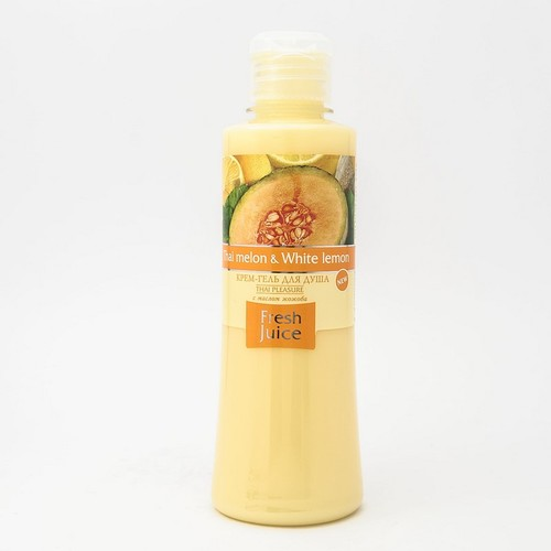 ЭЛЬФА FJ Гель д/душа Thai melon & White lemon 300мл