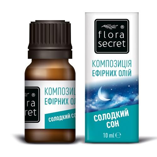 ФЛОРА СІКРЕТ Композиція ефірних олій