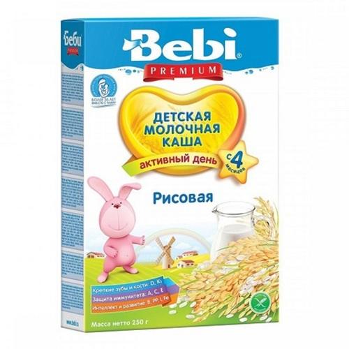 КОЛІНСКА БЕБІ Каша молочна рисова - фото 1   Сеть аптек Viridis