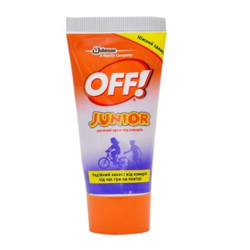 ОФФ Junior Крем детский от комаров 50мл