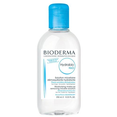 БИОДЕРМА Гидрабио H2O Мицелярный лосьйон 250мл - фото 1 | Сеть аптек Viridis