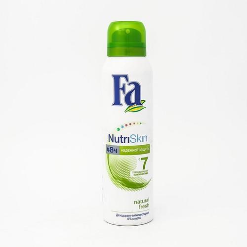 ФА Дез-аероз.Nutri Skin Невидимий захист 150г. купити в Харкові