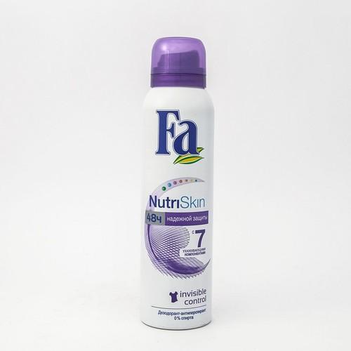 ФАДез-аероз.nutri Skin Невидимий захист 150мл.