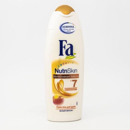 ФА Крем-гель д/душа Nutri Skin інтенсивний догляд 250мл.