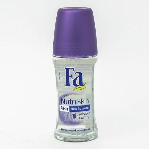 ФА Рол. дез. Nutri Skin Невидимий захист 50мл. купити в Ирпене