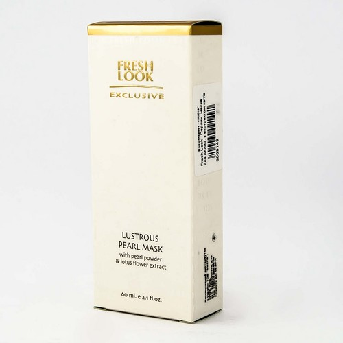 Fresh Look   Перлин. маска для облич. з екстрактом квітів лотоса  60 мл купить в Ирпене
