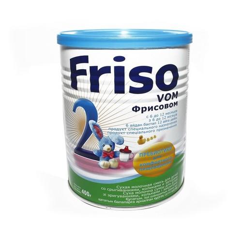ФРИСО Смесь Фрисовом 2 с пребиотиками 400г купить в Житомире