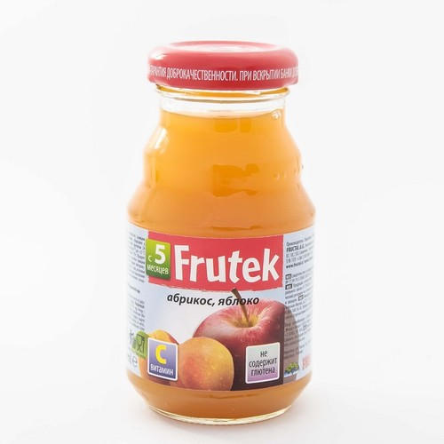 ФРУКТАЛ Фрутек нектар (абрикос,яблуко) 125гр. купити в Ирпене