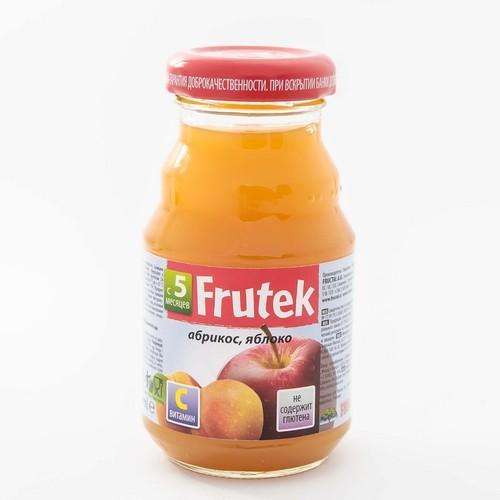 ФРУКТАЛ Фрутек нектар (абрикос,яблуко) 125гр. купити в Киеве