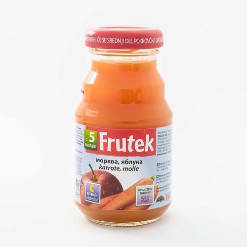 ФРУКТАЛ Фрутек нектар (морковь,яблоко) 125гр