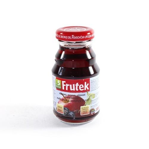 ФРУКТАЛ Фрутек нектар (вишня,яблоко,чер.смородина) купить в Ирпене