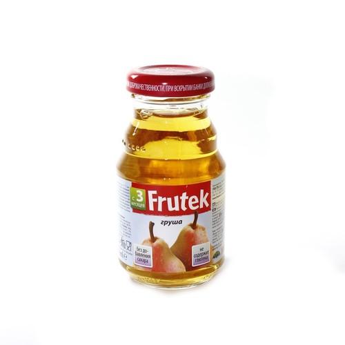 ФРУКТАЛ Фрутек сок (груша) 125гр.