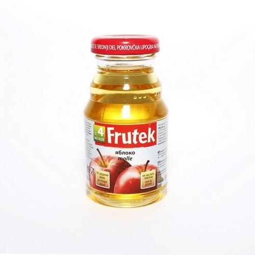 ФРУКТАЛ Фрутек сік (яблучн.сік з чаєм із ромашки) 125г купити в Ирпене