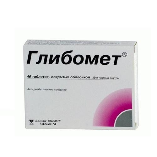 ГЛИБОМЕТ ТАБ. №40 купить в Киеве