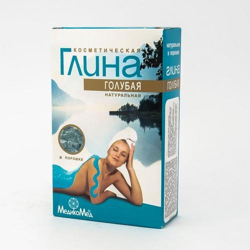 ГЛИНА ГОЛУБАЯ КОСМЕТИЧ.60Г купити в Житомире