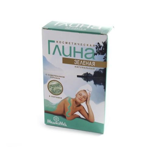 ГЛИНА ЗЕЛЕНА КОСМЕТИЧНА 100Г купити в Киеве