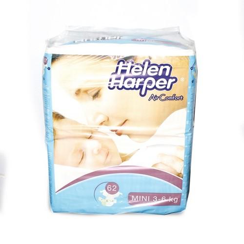 HELEN HARPER AIR COMFORT Mini  - підгузники для дітей (вага 3-6кг.) преміум класу  62 шт. купити в Житомире