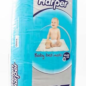 HELEN HARPER  Baby Bed Mats 60*90  - гігієнічні пелюшки (з малюнком) 10 шт.
