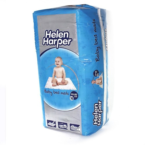 HELEN HARPER  Baby Change Mats 60*90  - гігієнічні пелюшки (з малюнком) 10 шт. купити в Житомире