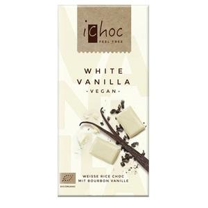 Людвиг Вайнрих Шоколад білий 80г органічний (White Vanile)