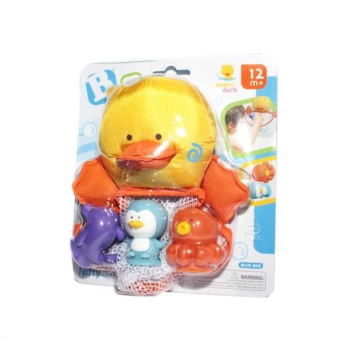 Игрушка для ванной Уточка с друзьями (от 12 мес.) купить в Ирпене
