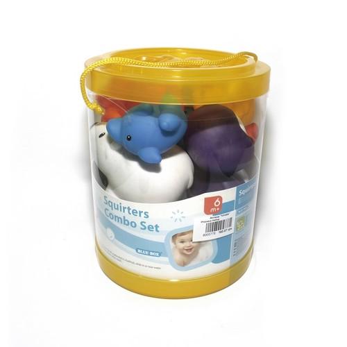 Игрушка Набор игрушек-брызгалок в ванну