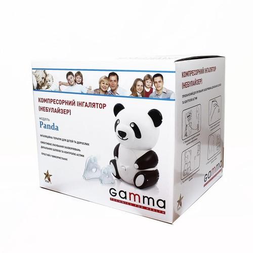 ИНГАЛЯТОР КОМПРЕССОРНЫЙ GAMMA PANDA купить в Броварах