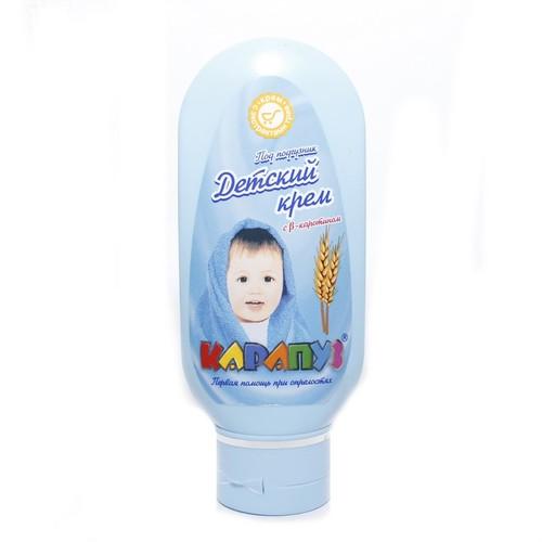 КАРАПУЗ Крем дитячий 100мл купити в Броварах