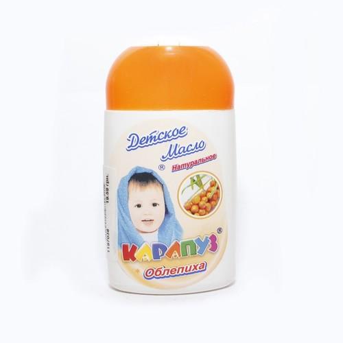 КАРАПУЗ Олійка дитяча Обліпиха 100мл купити в Киеве
