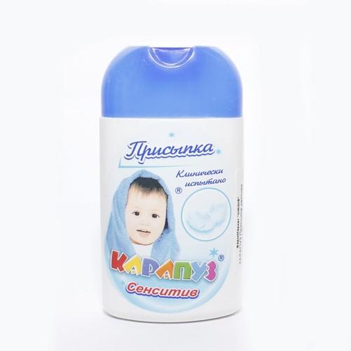 КАРАПУЗ Присыпка детская Сенситив 50г купить в Киеве