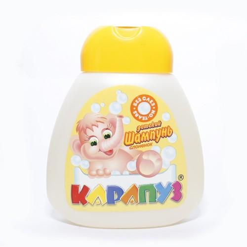 КАРАПУЗ Шампунь детский Слоненок 190мл купить в Ирпене
