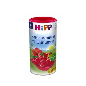 ХИПП Чай из малины и шиповника 200г
