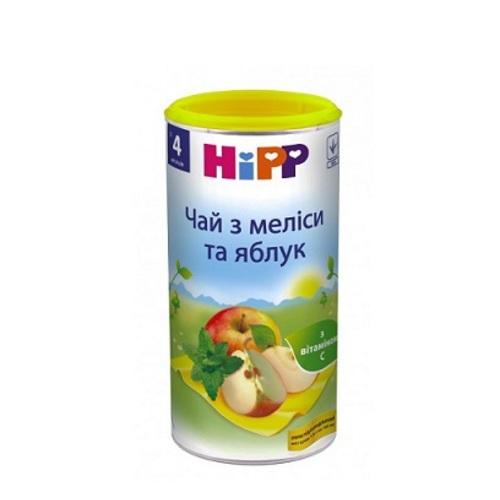 ХИПП Чай из мелиссы и яблок 200г