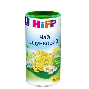 ХИПП Чай желудочный 200г