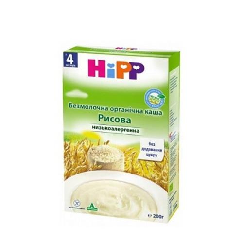 ХІПП Каша Безмолочна Рисова 200г купити в Житомире