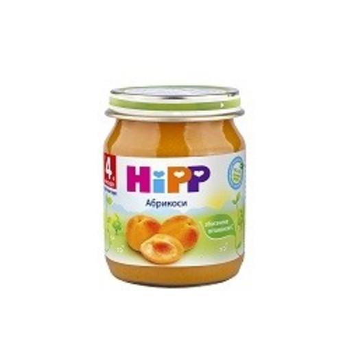 ХІПП Пюре Абрикоси 125г купити в Ирпене