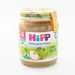 ХІПП Пюре фруктове Яблуко 125г