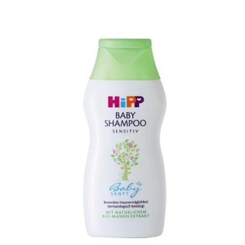 ХІПП Шампунь м'який дитячий з мигдальною олією та HIPP-захистом шкіри 200мл купити в Киеве