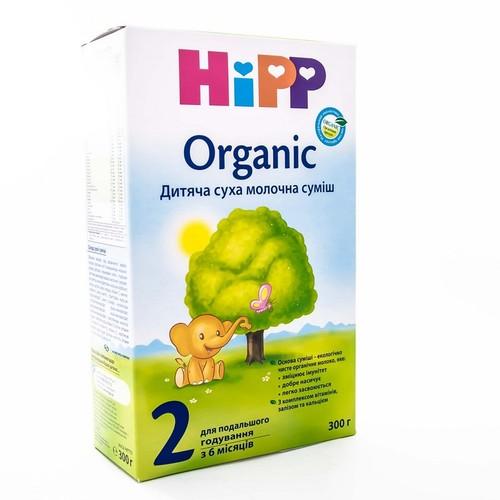 ХИПП Сухая молочная смесь