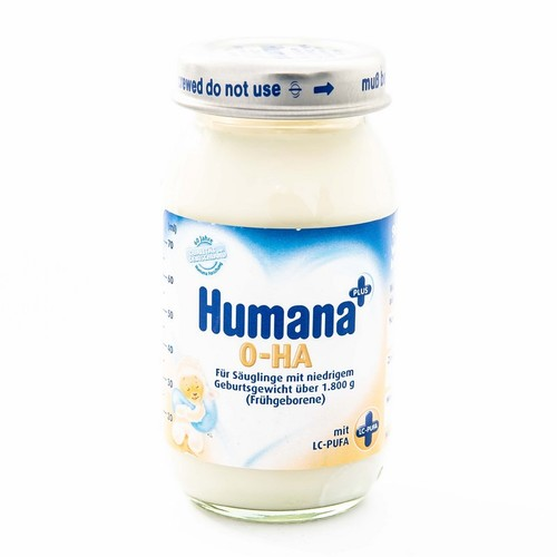 ХУМАНА ГА 0  Гіпоалергенне початкове харчування 450мл