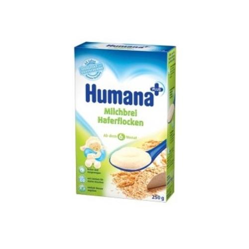 ХУМАНА Каша молочная овсяная 250г купить в Харькове