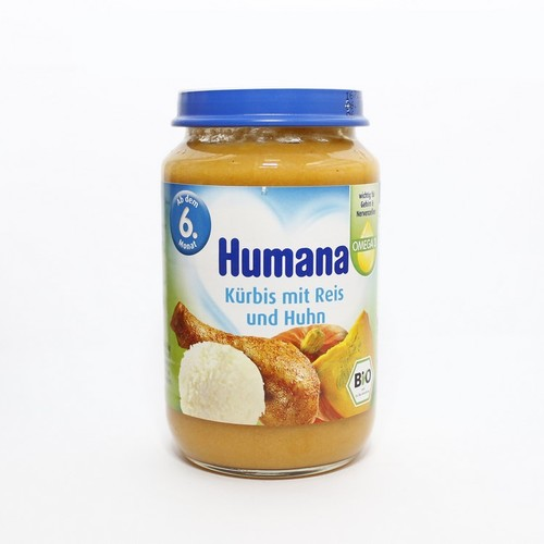 ХУМАНА Пюре