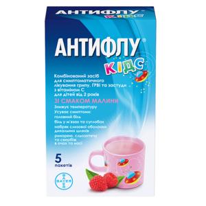АНТИФЛУ КІДС ПОР. 12Г ПАК. №5
