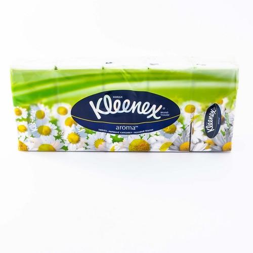 КЛИНЕКС Платочки ромашка 10шт уп. купить в Житомире